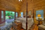 A Whitewater Retreat - Stand-Up Shower in Master Bathroom